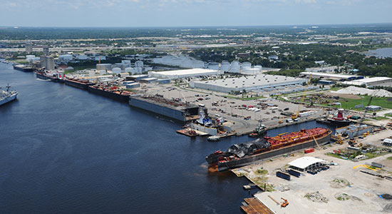 Hendry opens new drydock in Tampa